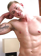 Callum is straight and a personal trainer; he is his own brilliant walking advert as who wouldn't want to be trained by him! He has this flirtatious personality and when he strips off his shirt who wouldn't love to feel how hard his biceps are! When h