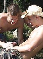 Thierry Aulin & Ryan Quaid